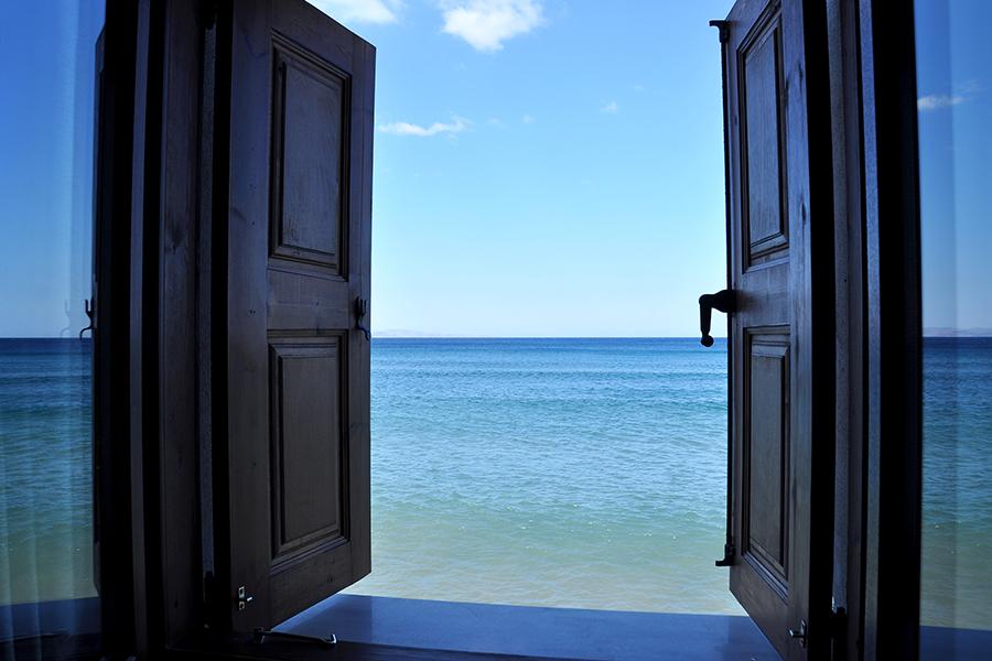 Okna jsou dveře do světa
