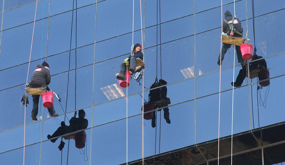 údržba oken